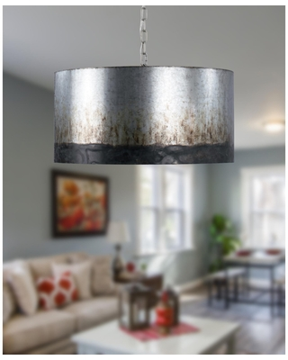 Cannery Large Pendant Cannery 323P04OG Transitional - varaluz