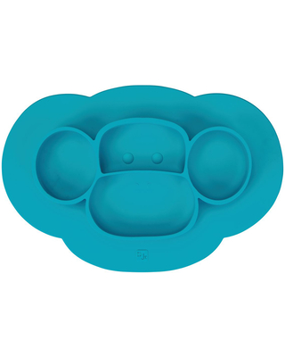 Baby Placemats Monkey Silicone Meal Mat - idesign