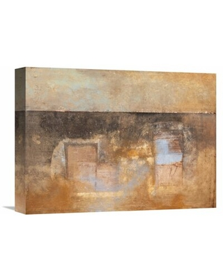 Memorie Sottili' by Charaka Simoncelli Painting Print on Wrapped Canvas - global gallery