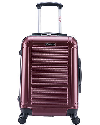 Pilot Lightweight Hardside Spinner 20 Inch Carry On Luggage - inusa