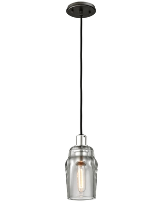 Troy Citizen Pendant Light in Graphite and - troy lighting