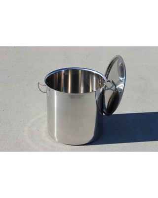 Stainless Steel Stock Pot Cookware - concord cookware