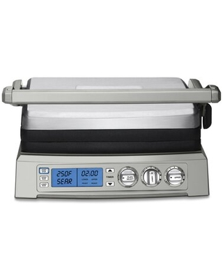 Elite Griddler(r) Non Stick Electric Grill and Panini Press - cuisinart