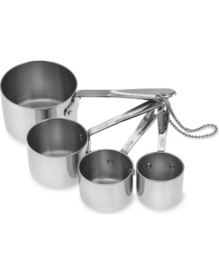 All Clad Stainless Steel Measuring Cups - undefined