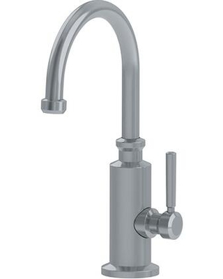 Absinthe Collection DW15080 5 GPM Deck Mounted Little Butler Cold Water Faucet in Satin - franke