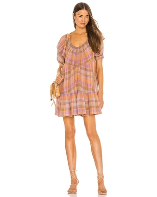 Amelie Mini Dress also in S - free people