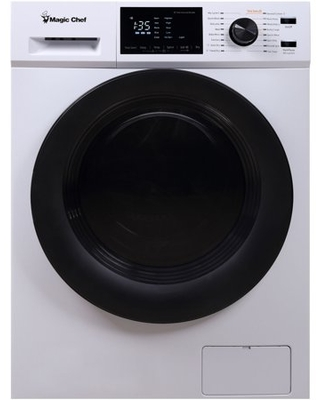 7 Cu Ft Ventless Washer Dryer Combo - magic chef