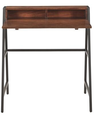 Ralph Collection IK 1030 24 Desk in Natural and Powdercoated - moes home collection