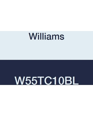 W55TC10BL 55 Inch 10 Drawer Roller Cabinet - williams