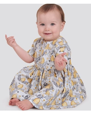 Baby Clothing Sewing Pattern - simplicity