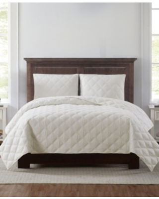 Everyday 3D Puff King Quilt Set - truly soft