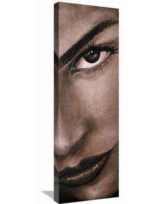 Veronica' by Massimo Sottili Painting Print on Wrapped Canvas - global gallery