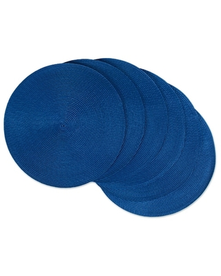 (r) Round Plastic Woven Placemats 6ct Michaels(r) - dii