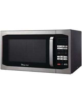 6 cu ft Countertop Microwave with Kitchen Timer - magic chef