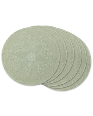 (r) Woven Round Placemats 6ct Michaels(r) - dii