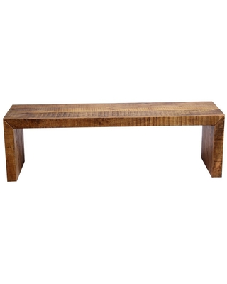 Solid Mango Wood Bench - timbergirl