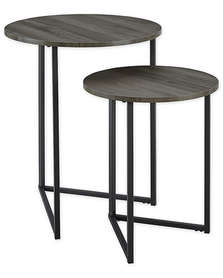Tori Nesting End Tables - forest gate