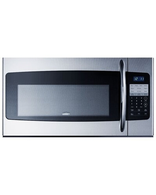 6 cu ft Over The Range Microwave - summit appliance