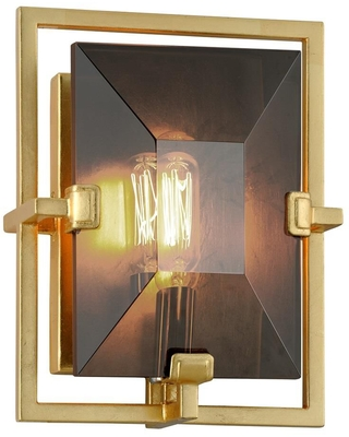 Prism 9 Inch Wall Sconce Prism B7082 Modern Contemporary - troy lighting