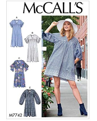 Dresses Sewing Pattern - mccall's patterns