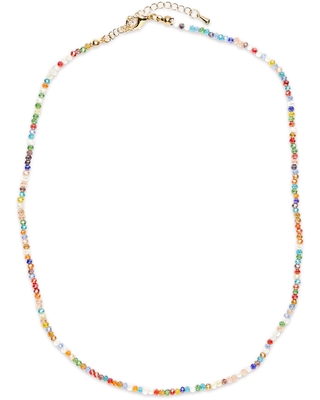 Shimmer Bead Necklace at Nordstrom - petit moments