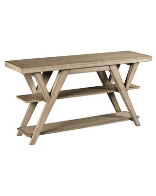 Exposition Collection 867 925 SOFA TABLE in Warm - hammary
