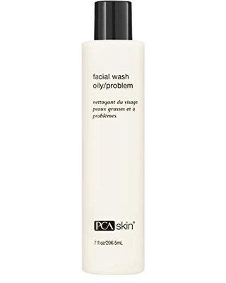 Facial Cleanser Oily Problem Purifying Daily Face Wash for Acne Prone Skin - pca skin