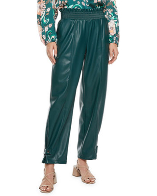 Womens Mid Rise Jogger Pant - ryegrass