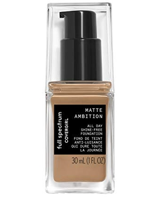 Matte Ambition All Day Foundation - covergirl