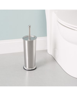 Robby 15.5in. H Free Standing Toilet Brush and Holder