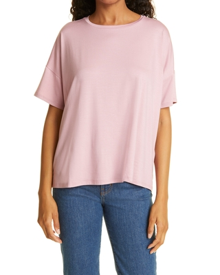 Crewneck T Shirt at Nordstrom - eileen fisher