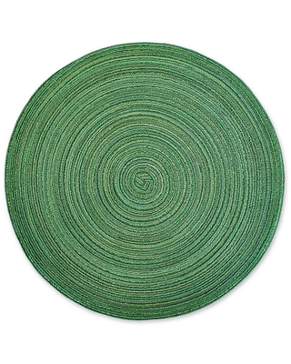 Variegated Round Placemats - dii - design imports india inc/vdc