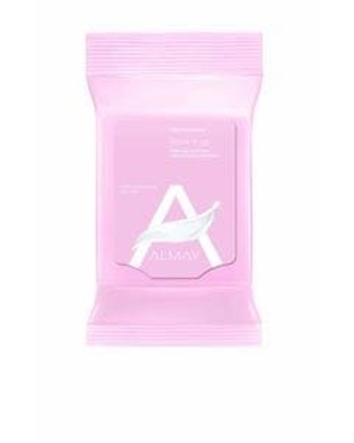Ultra Hydrating Makeup Remover Cleansing Towelettes Hypoallergenic Cruelty Free Oil Free Fragrance Free 25 ct CVS - almay