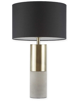 Fulton Table Lamp With A Shade - hampton hill