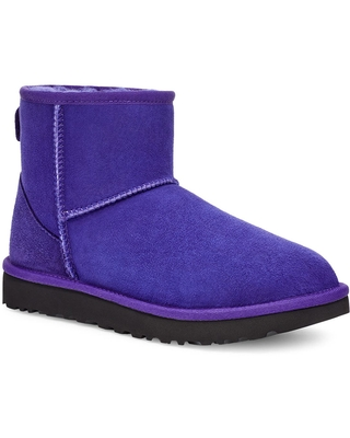 UGG R Classic Mini II Genuine Shearling Lined Boot at Nordstrom - uggr