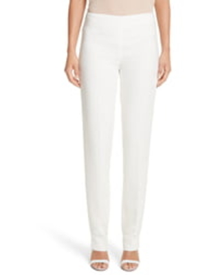 Bleecker Finesse Crepe Pants at Nordstrom - lafayette 148 new york