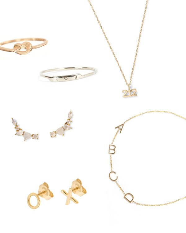 20 Stylish Pieces Of Jewelry To Gift Your Bridesmaids Martha