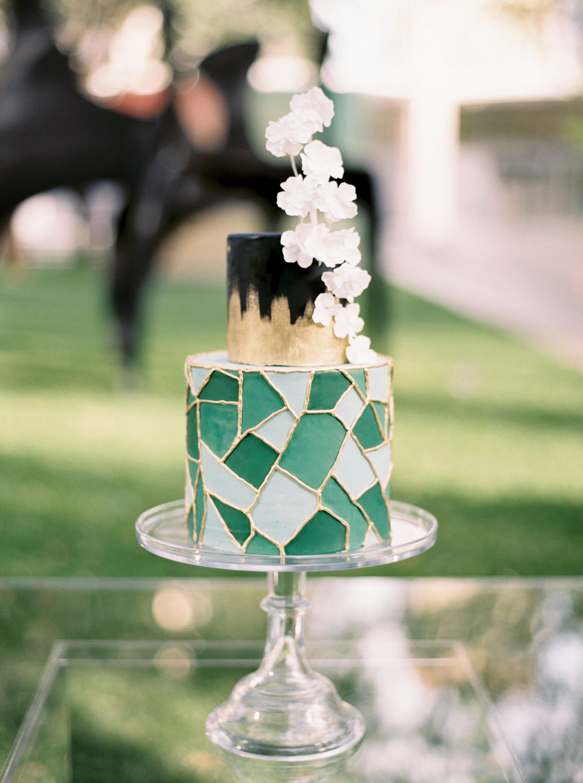 66 Colorful Wedding Cakes Martha Stewart Weddings