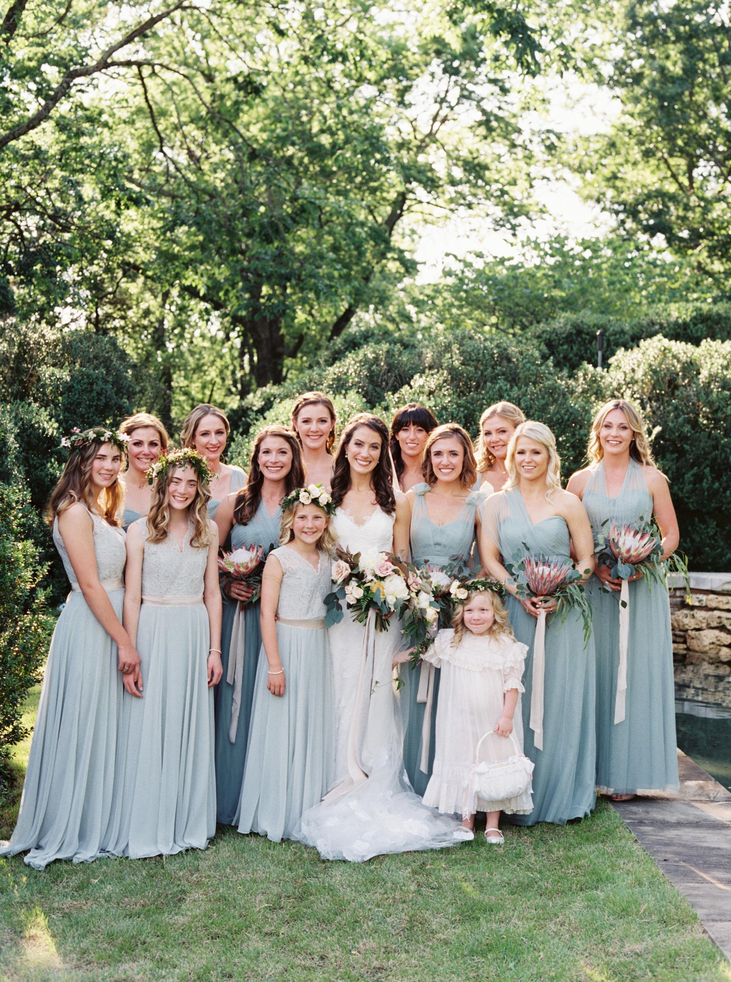 The Best Junior Bridesmaids Dresses Martha Stewart Weddings