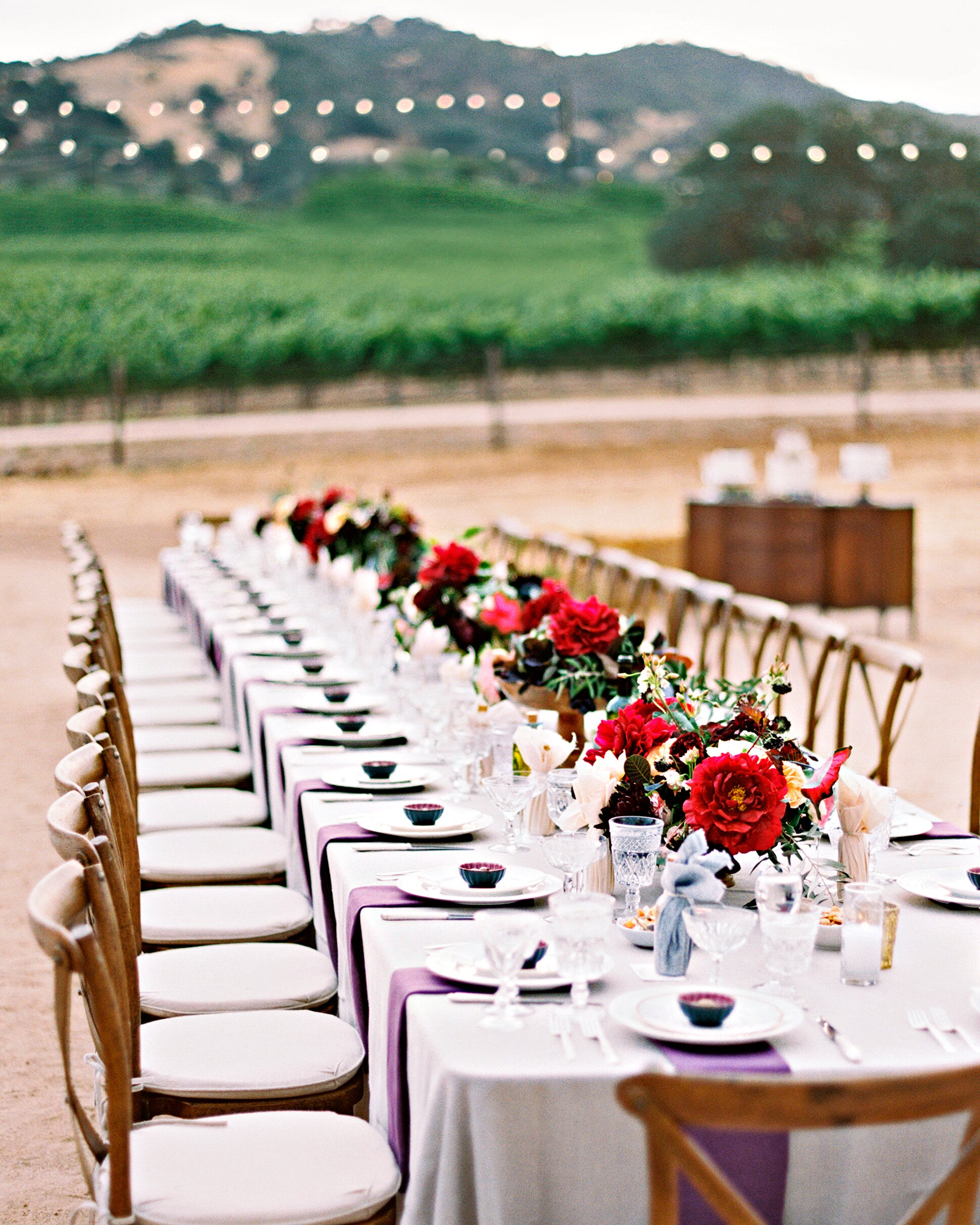 42 Stunning Banquet Tables For Your Reception Martha Stewart