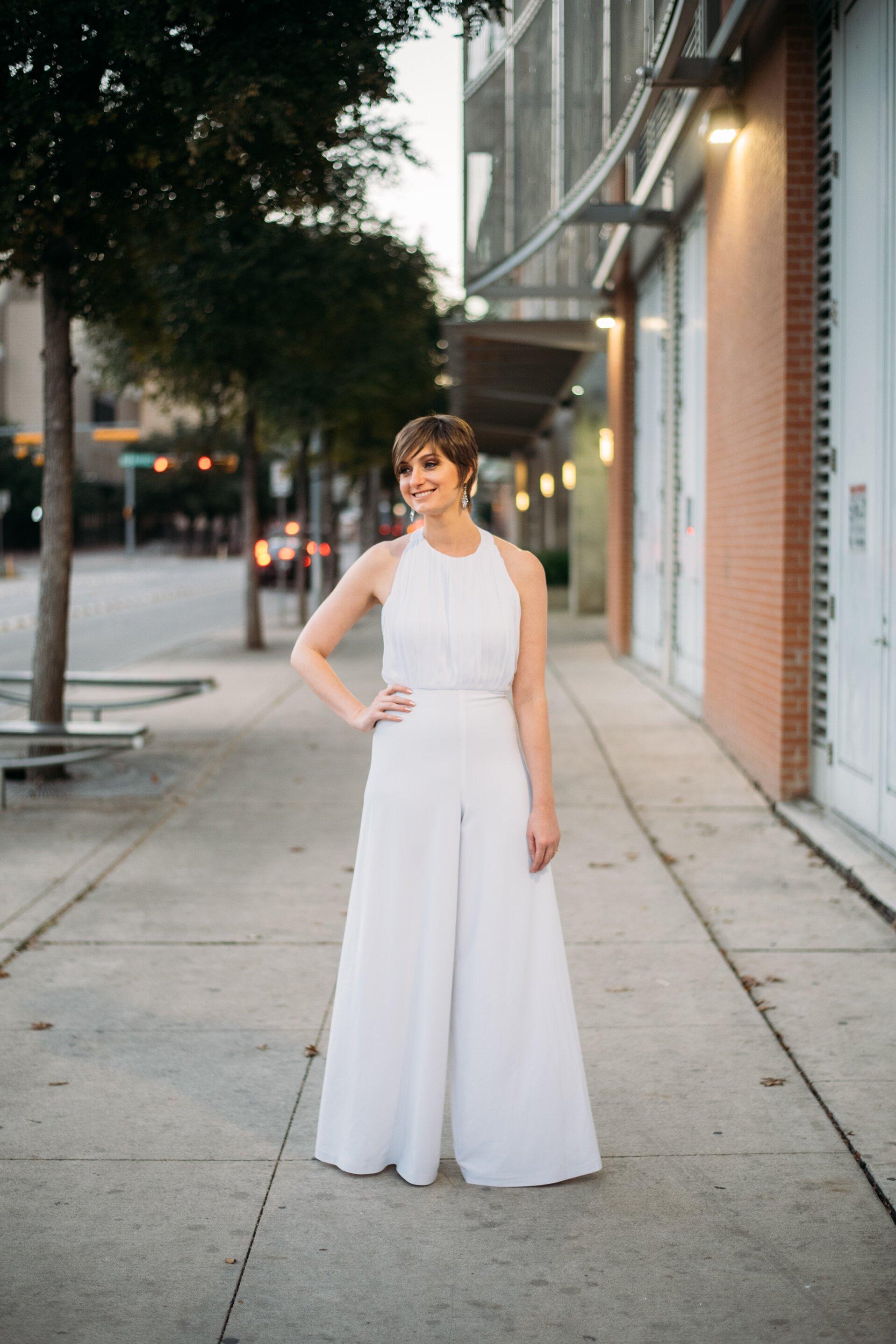 15 Chic Bridesmaid Jumpsuits Martha Stewart Weddings