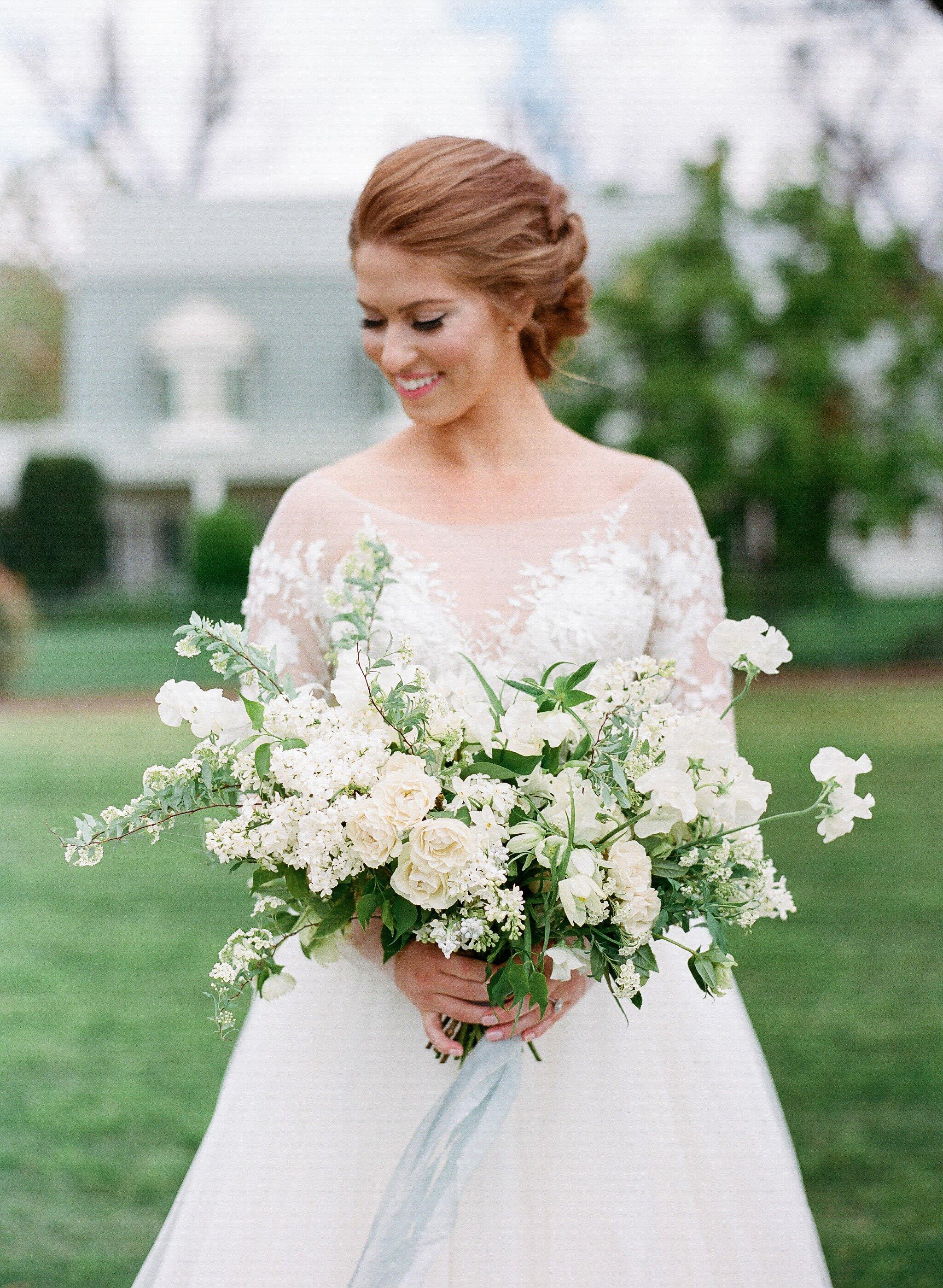 The Best Wedding Bouquets Of 2017 Martha Stewart Weddings