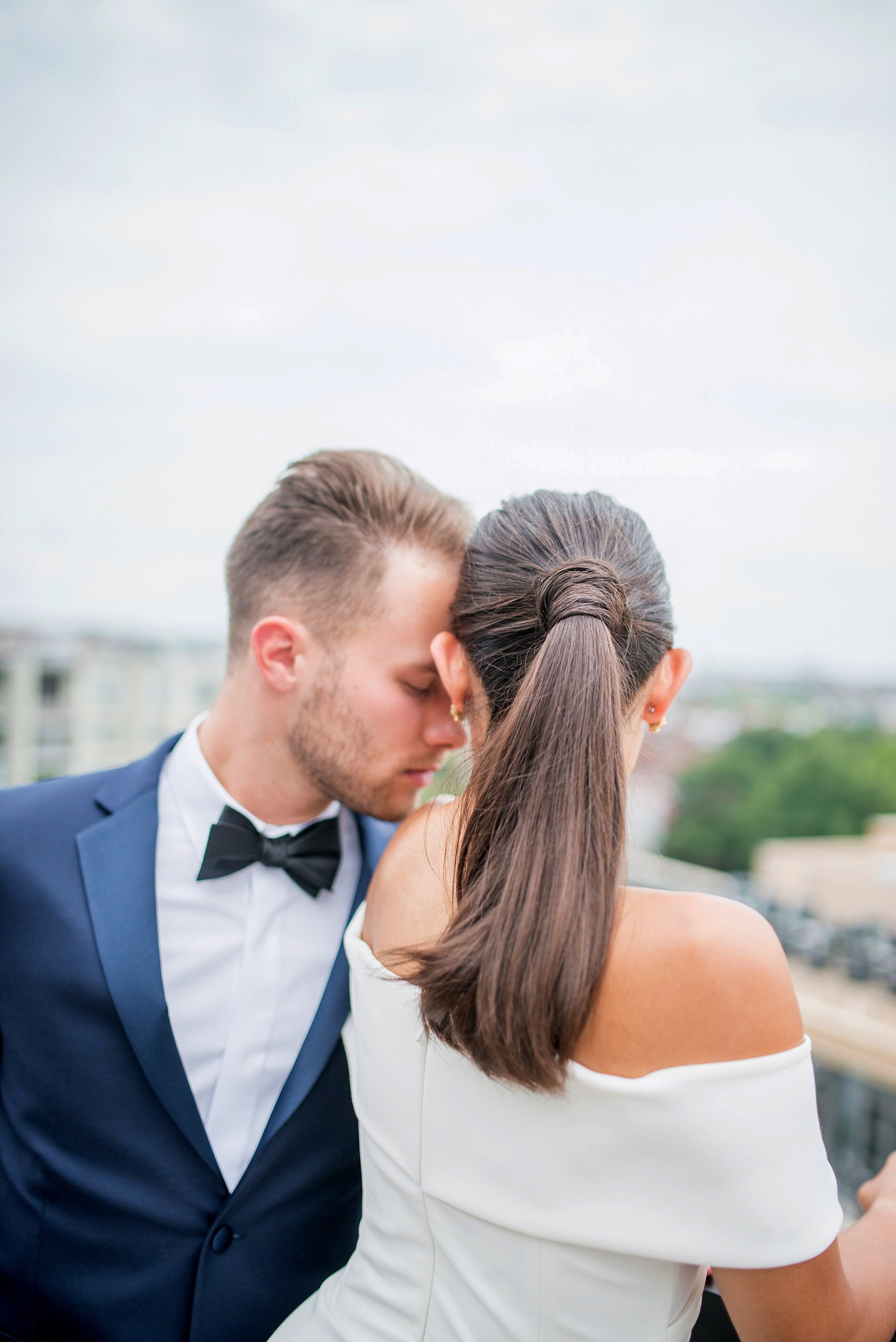 30 Wedding Worthy Ponytails To Complete Your Bridal Beauty Look