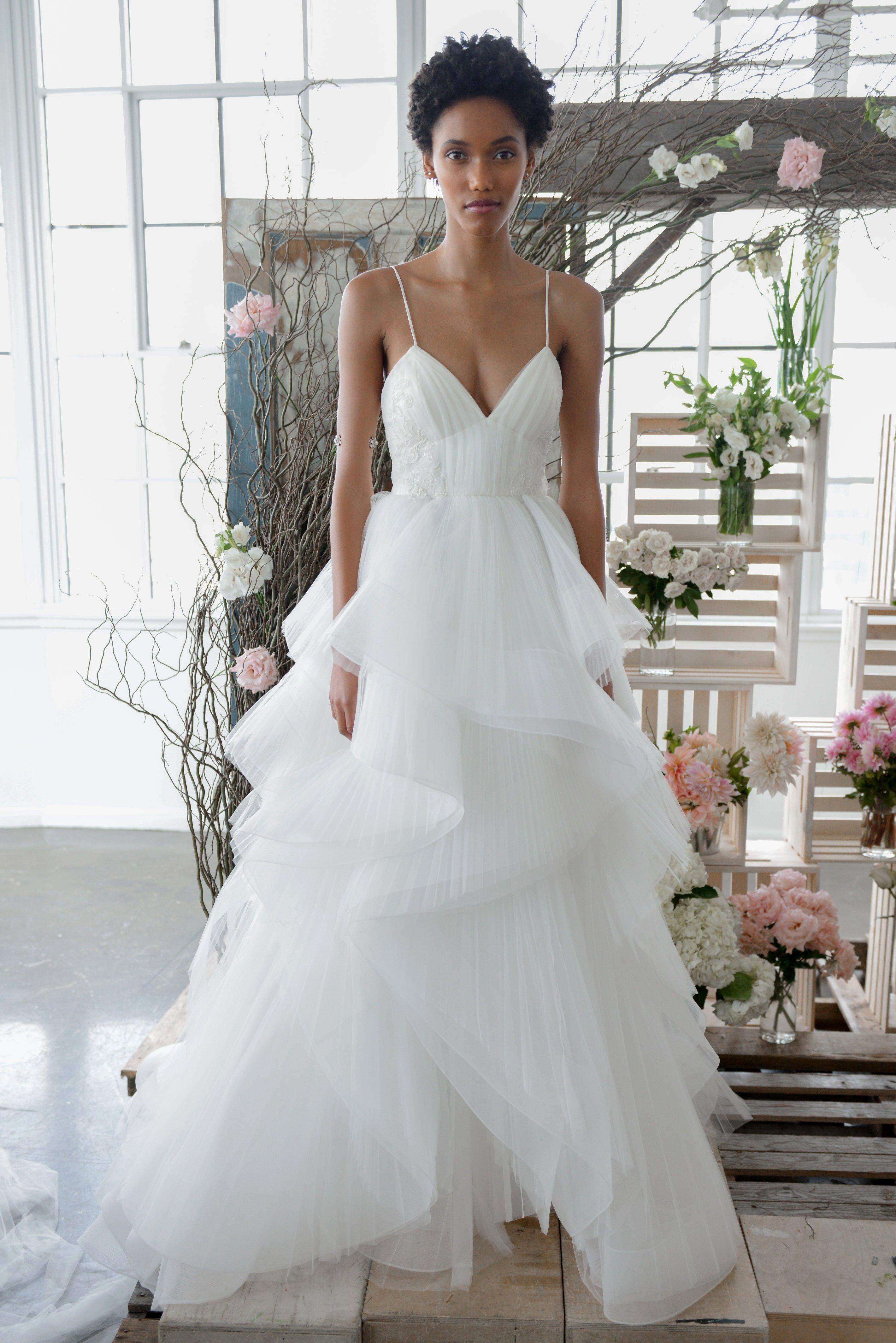 Marchesa Notte Fall 2018 Wedding Dress Collection Martha Stewart