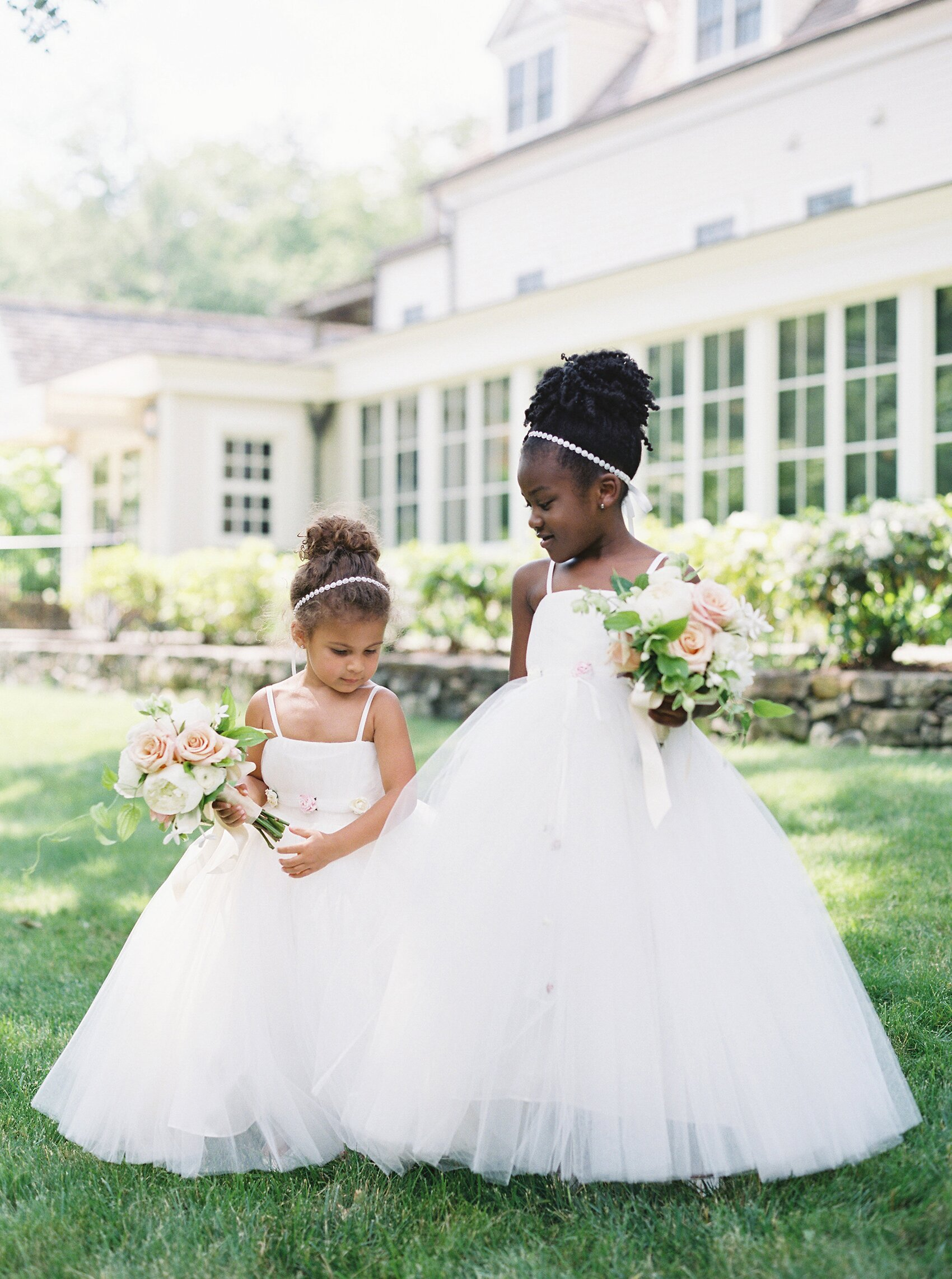Adorable Hairstyle Ideas For Your Flower Girls Martha Stewart