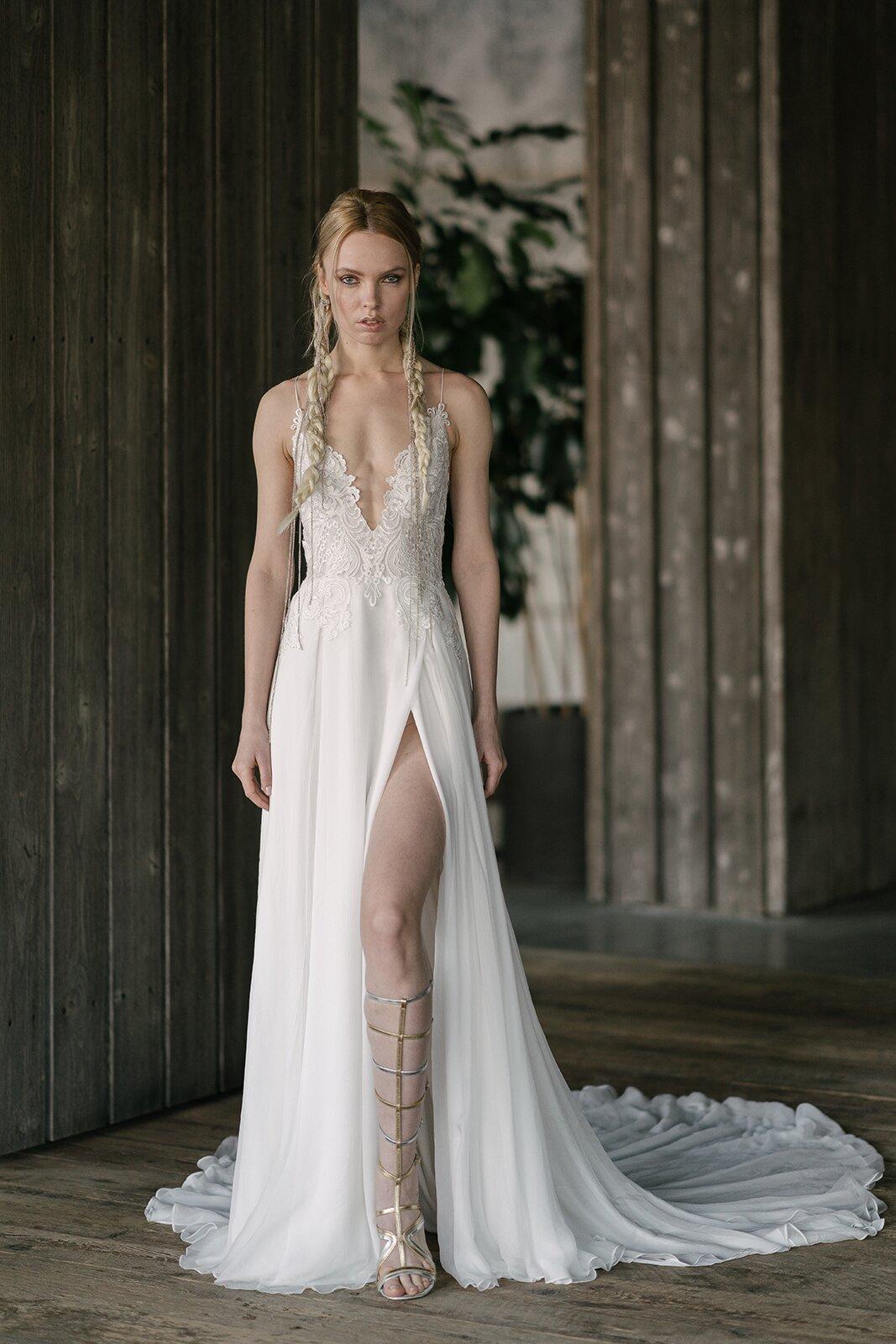 Rivini By Rita Vinieris Spring 2019 Wedding Dress Collection