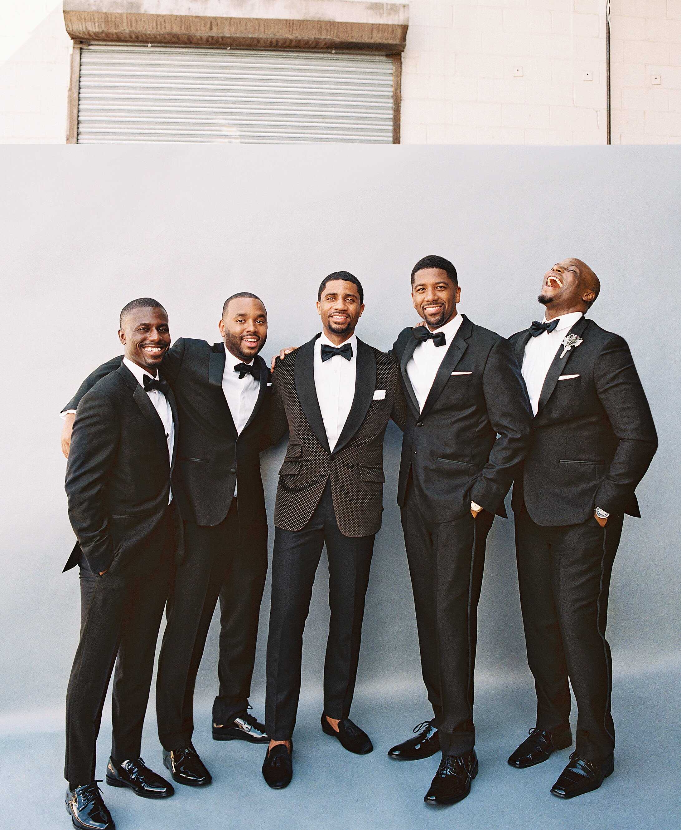 Should The Groom Wear A Suit Or A Tuxedo On The Wedding Day