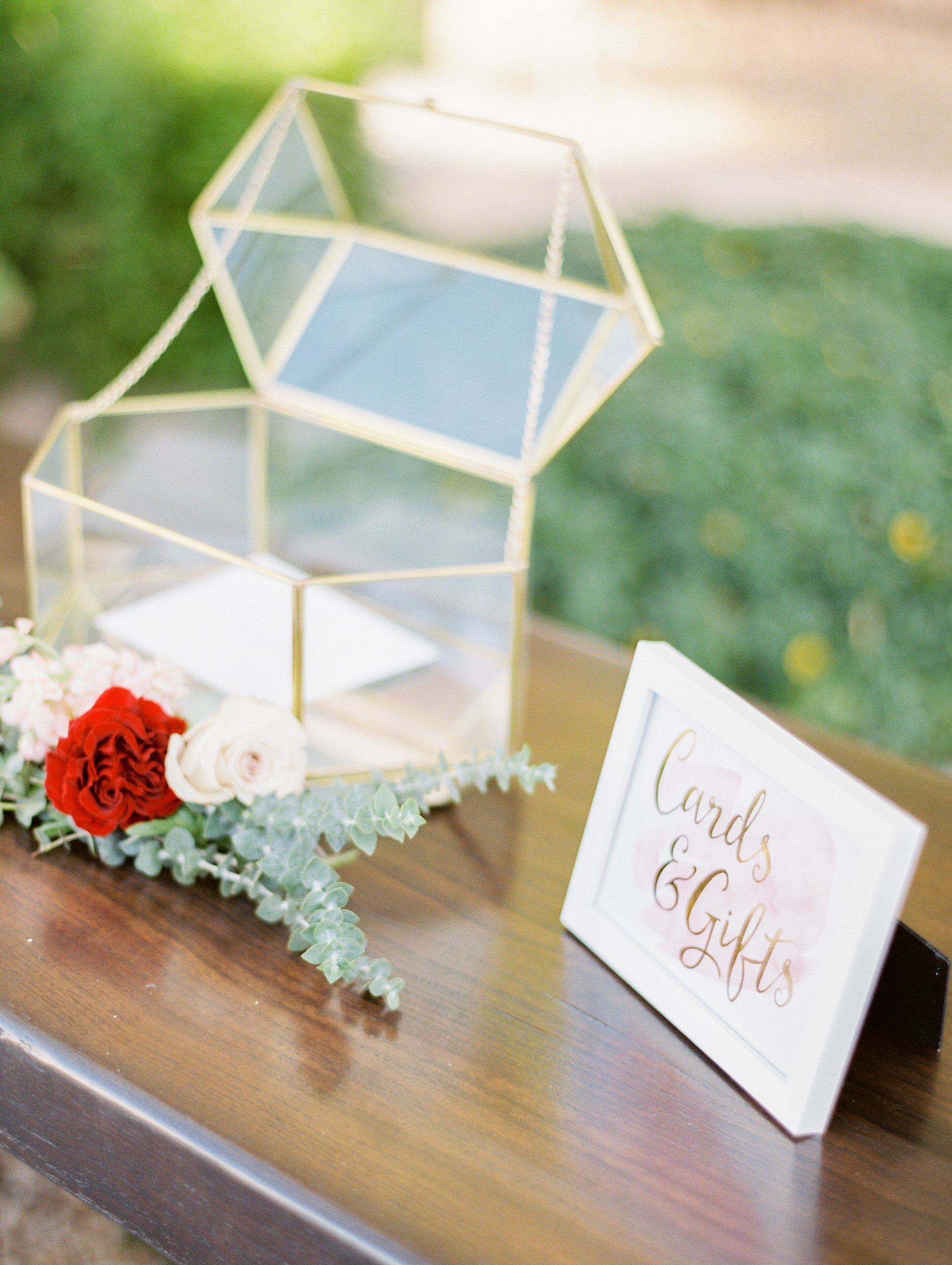 21 Ways To Set Up A Card Or Gift Table At Your Wedding Martha
