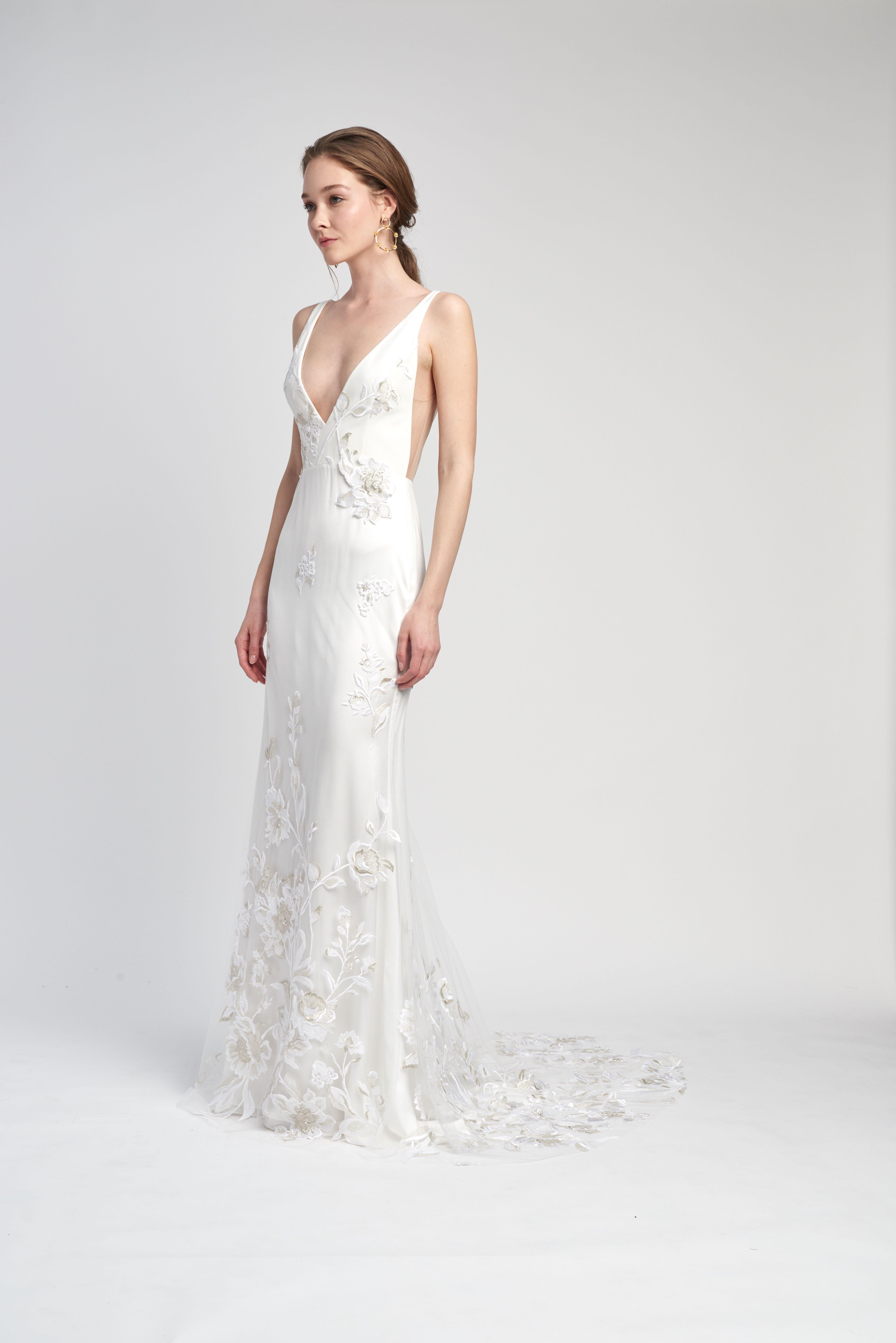 Alexandra Grecco Spring 2020 Wedding Dress Collection Martha