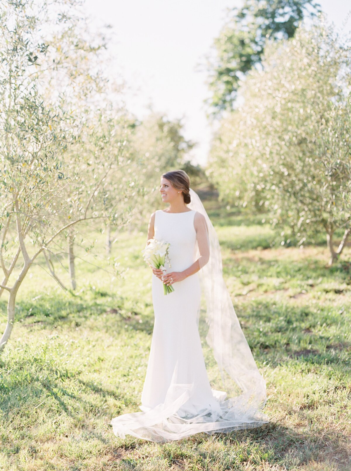 Summer Wedding Dresses Perfect For Warmer Weather Martha Stewart
